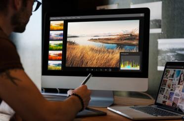 Diseñador gráfico y de páginas web